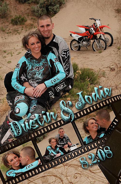 DUSTIN & JODIE-post